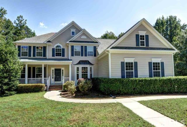 1021 Sunset Meadows Drive, Apex, NC 27523 (#2215692) :: The Perry Group