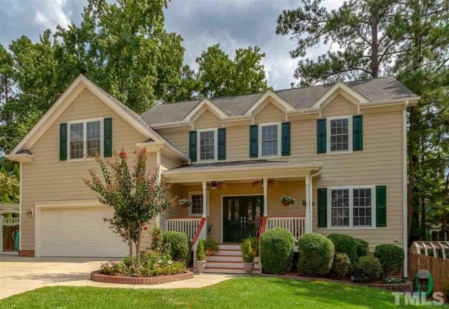 1012 Daresbury Drive, Apex, NC 27502 (#2215701) :: The Abshure Realty Group