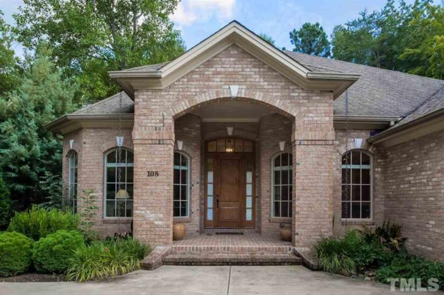 108 Tweed Place, Chapel Hill, NC 27517 (#2215708) :: The Perry Group