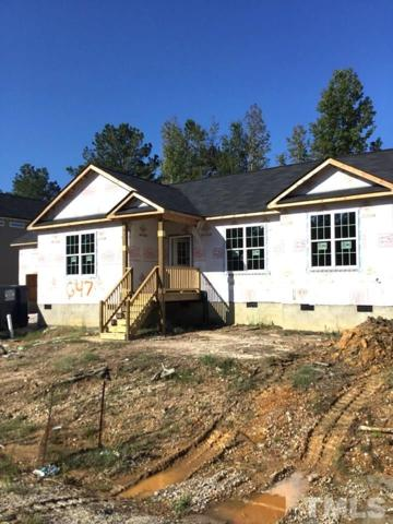 101 Snowy Orchid Lane, Smithfield, NC 27577 (#2215711) :: The Perry Group