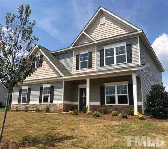 10 Post Oak Drive #1, Louisburg, NC 27549 (#2215723) :: Raleigh Cary Realty