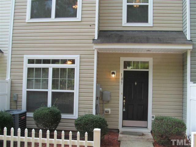 311 Gilman Lane #107, Raleigh, NC 27610 (#2215724) :: The Jim Allen Group