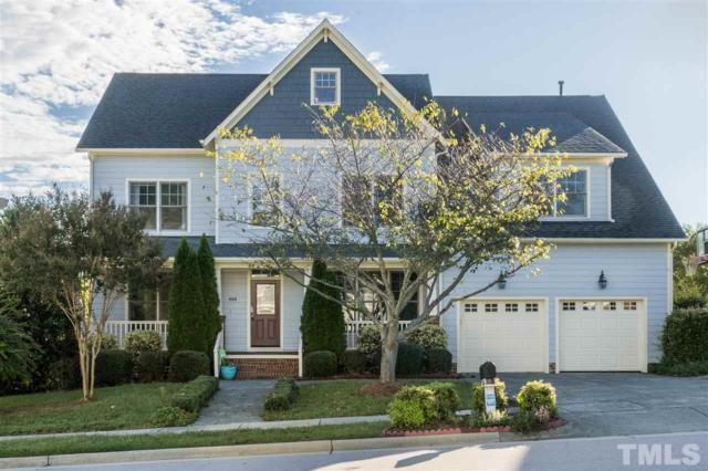 406 Waverly Hills Drive, Cary, NC 27519 (#2215739) :: RE/MAX Real Estate Service