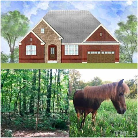 116 Arcadia Lane, Pittsboro, NC 27312 (#2215741) :: Morgan Womble Group