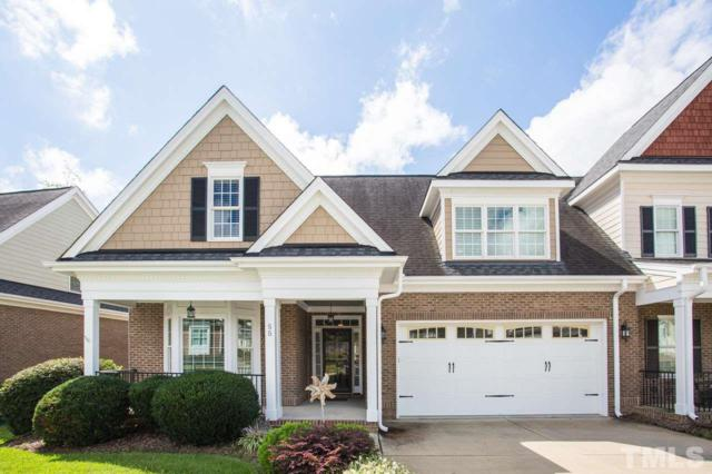 55 Old Grove Lane, Apex, NC 27502 (#2215746) :: The Abshure Realty Group