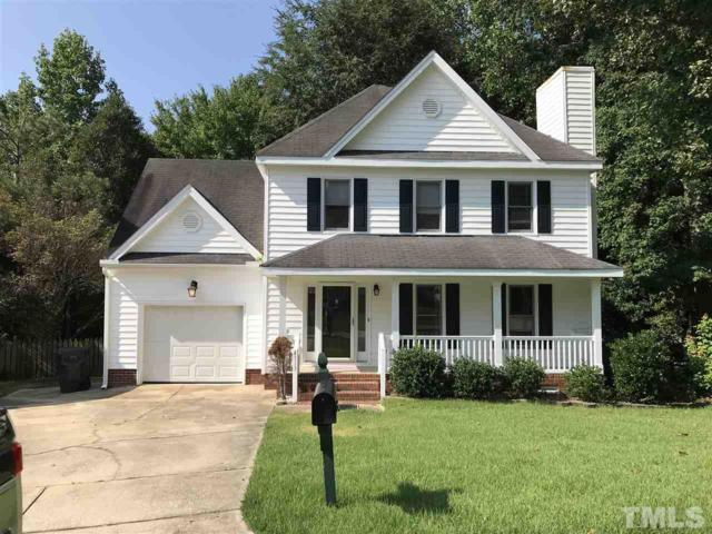 4713 Forest Highland Drive, Raleigh, NC 27604 (#2215749) :: The Jim Allen Group