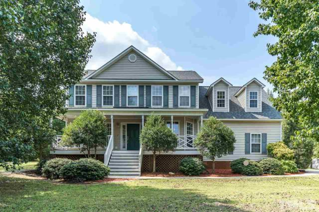 855 Sunrise Drive, Garner, NC 27529 (#2215769) :: The Abshure Realty Group