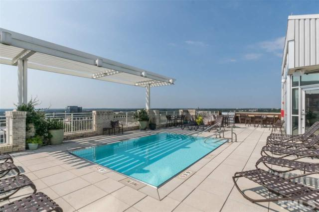 400 W North Street #706, Raleigh, NC 27603 (#2215781) :: The Jim Allen Group