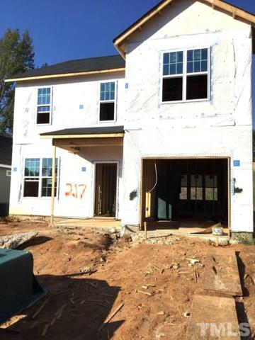 277 Crawford Parkway, Clayton, NC 27520 (#2215803) :: The Abshure Realty Group