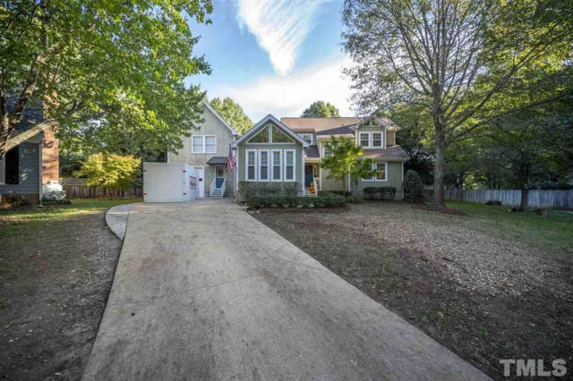 8612 Canoe Court, Raleigh, NC 27615 (#2215812) :: The Perry Group