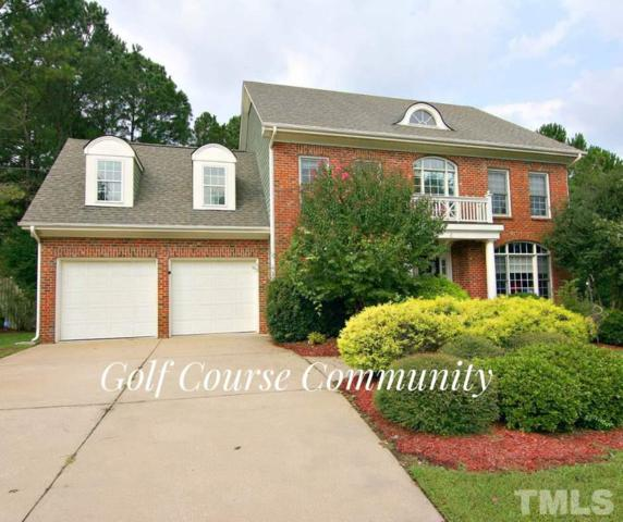 1004 Broyhill Hall Court, Wake Forest, NC 27587 (#2215822) :: Allen Tate Realtors