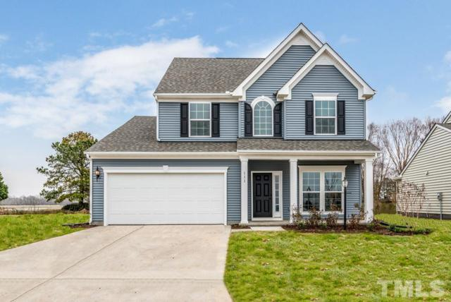 208 Devon Fields Drive, Holly Springs, NC 27540 (#2215826) :: The Abshure Realty Group