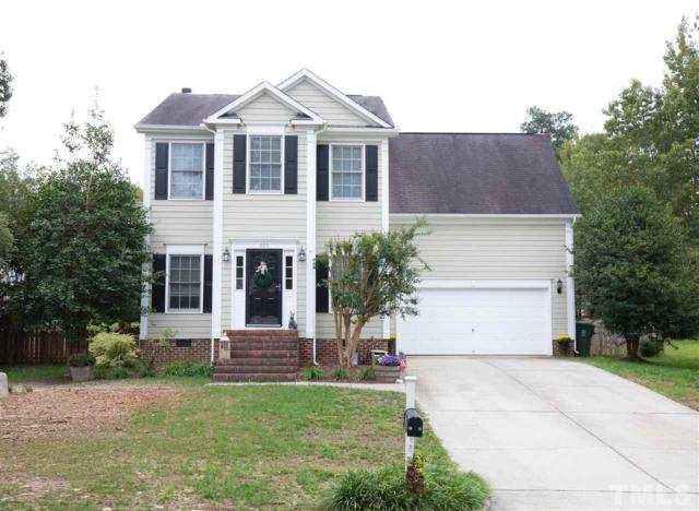 803 Wakehurst Drive, Cary, NC 27519 (#2215828) :: The Abshure Realty Group
