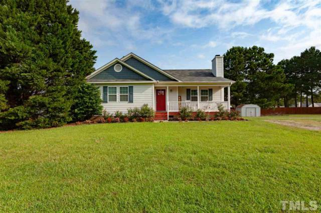 313 Cinda Drive, Garner, NC 27529 (#2215873) :: The Abshure Realty Group
