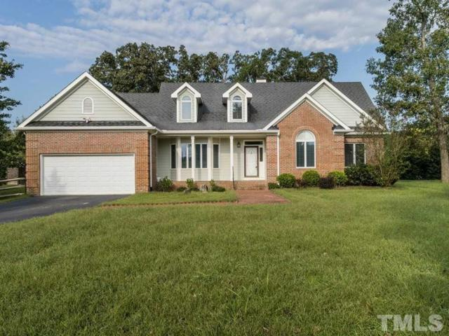 1218 Bowden Road, Chapel Hill, NC 27516 (#2215874) :: M&J Realty Group