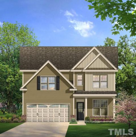103 W Copenhaver Drive, Clayton, NC 27527 (#2215894) :: The Abshure Realty Group