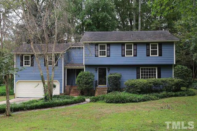 1604 Pony Run Road, Raleigh, NC 27615 (#2215895) :: The Jim Allen Group