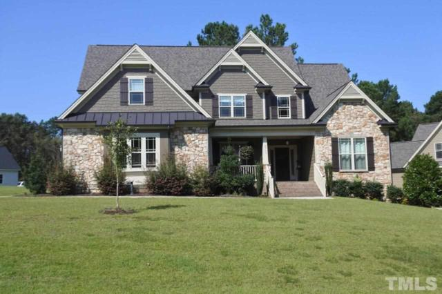 6709 Stepherly Way, Holly Springs, NC 27540 (#2215909) :: The Abshure Realty Group