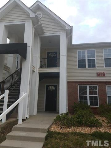 2410 Huntscroft Lane #101, Raleigh, NC 27617 (#2215947) :: The Jim Allen Group