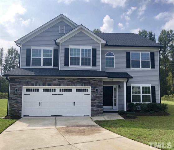 1512 Avensong Court, Fuquay Varina, NC 27526 (#2215975) :: The Abshure Realty Group