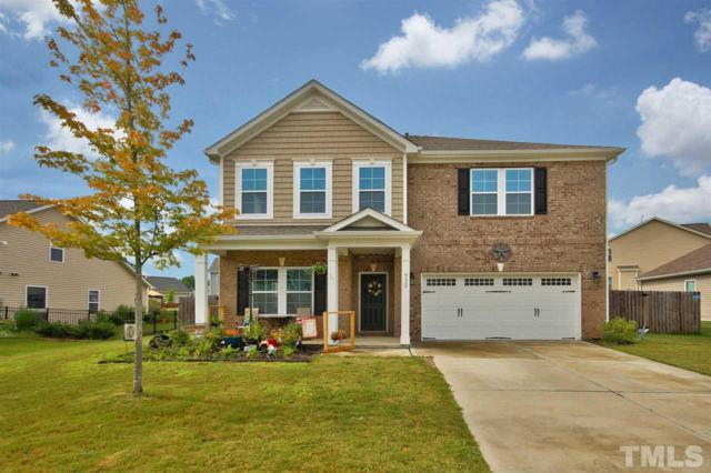 932 Harvest Point Drive, Fuquay Varina, NC 27526 (#2216014) :: Rachel Kendall Team