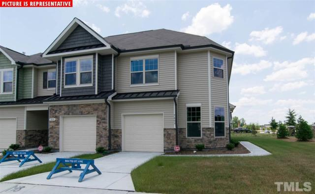 1203 Compass Drive, Durham, NC 27713 (#2216064) :: Raleigh Cary Realty