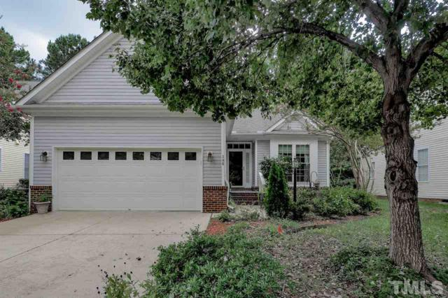 306 Knotts Valley Lane, Cary, NC 27519 (#2216067) :: The Perry Group