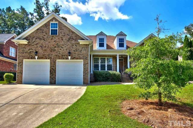 196 Valleycruise Circle, Garner, NC 27529 (#2216078) :: The Perry Group