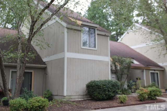 4101 Five Oaks Drive #3, Durham, NC 27707 (#2216117) :: Raleigh Cary Realty
