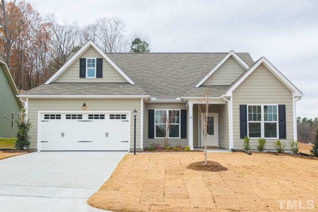8 Richmond Court Lot 1, Durham, NC 27713 (#2216159) :: The Perry Group