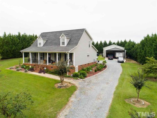 7960 Nc 210 Highway, Smithfield, NC 27577 (#2216188) :: The Abshure Realty Group