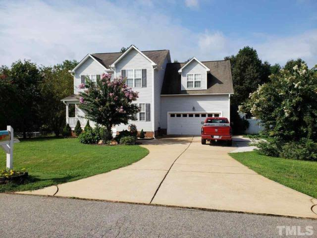 104 S Ledford Drive, Clayton, NC 27520 (#2216249) :: The Perry Group