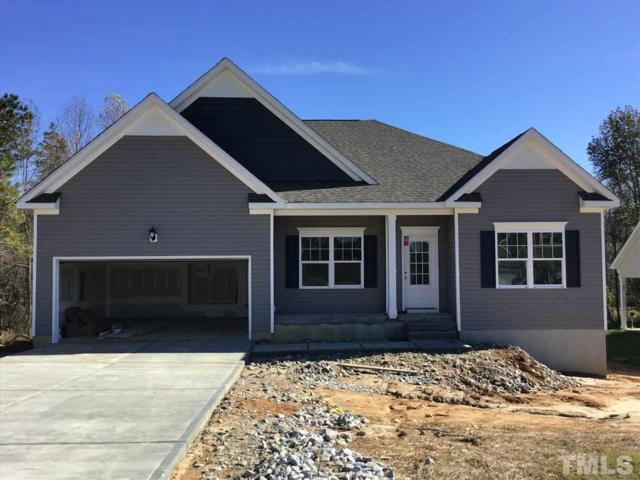 94 Springhill Lane #7, Garner, NC 27529 (#2216254) :: The Perry Group