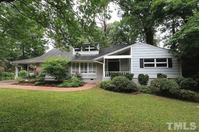 4105 Rowan Street, Raleigh, NC 27609 (#2216263) :: The Perry Group