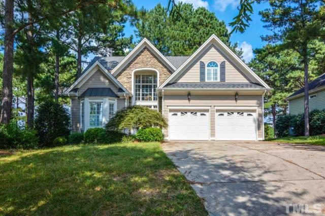 1525 Heritage Club Avenue, Wake Forest, NC 27587 (#2216269) :: M&J Realty Group