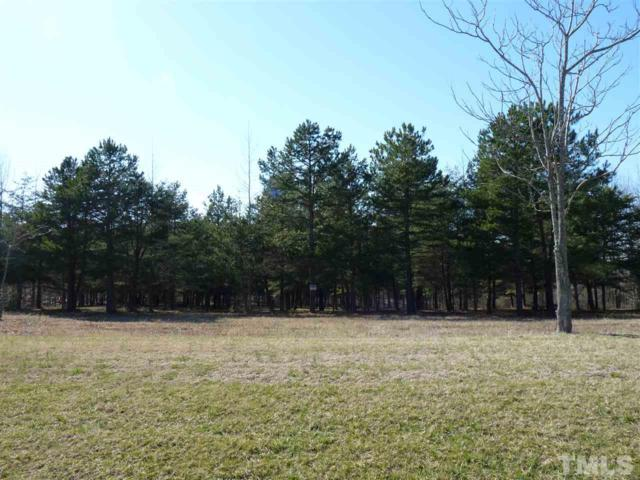 Lot 1 Brothers Drive, Roxboro, NC 27573 (#2216310) :: M&J Realty Group