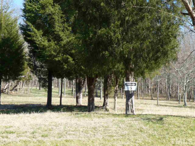 Lot 5 Brothers Drive, Roxboro, NC 27573 (#2216315) :: The Perry Group