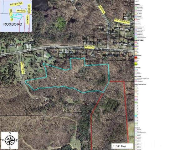 Lot W Brothers Drive, Roxboro, NC 27573 (#2216319) :: The Perry Group