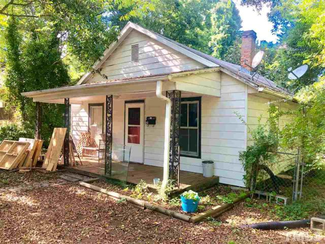 121 Pleasants Avenue, Cary, NC 27511 (#2216354) :: The Abshure Realty Group