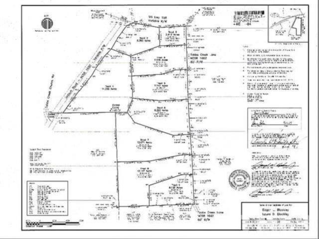Lot 6 Tabbs Creek Lane, Oxford, NC 27565 (#2216368) :: The Jim Allen Group