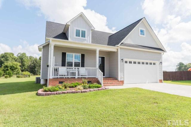117 Gold Creek Drive, Clayton, NC 27520 (#2216380) :: The Abshure Realty Group