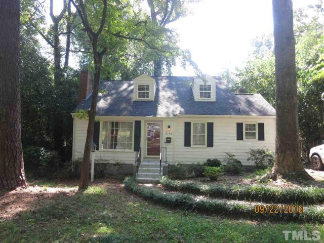 2705 N Mayview Road, Raleigh, NC 27607 (#2216389) :: The Abshure Realty Group