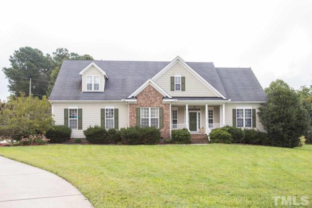 1401 Upchurch Woods Drive, Raleigh, NC 27603 (#2216423) :: The Perry Group