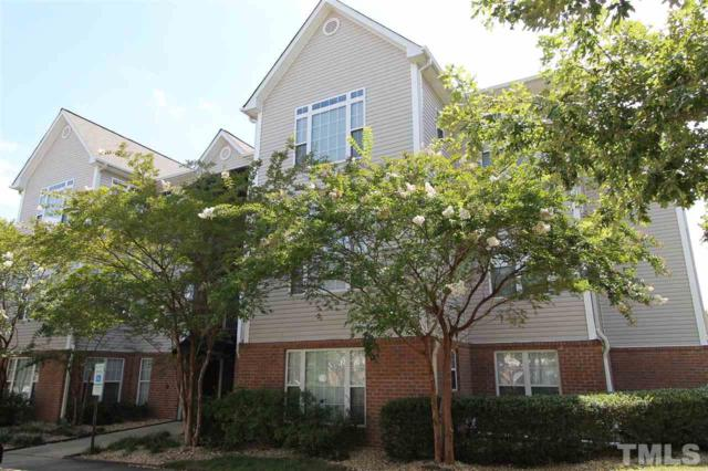 2520 Friedland Place #102, Raleigh, NC 27617 (#2216449) :: RE/MAX Real Estate Service