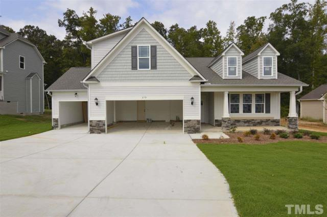 379 Bornean Drive, Garner, NC 27529 (#2216465) :: The Perry Group