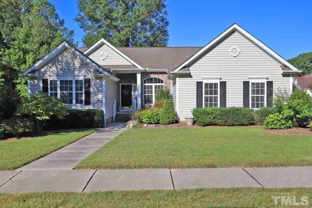 135 Trumbell Circle, Morrisville, NC 27560 (#2216530) :: The Perry Group