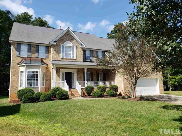 8205 Manatee Court, Raleigh, NC 27616 (#2216545) :: The Perry Group