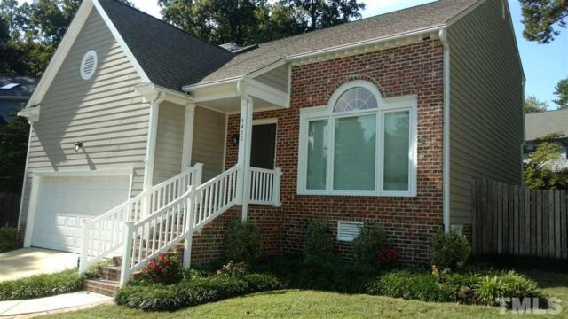 1412 Deltona Drive, Raleigh, NC 27615 (#2216553) :: The Abshure Realty Group