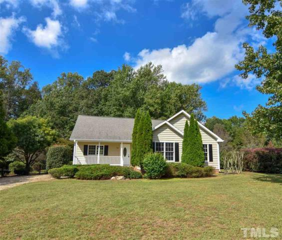 166 Punch Hill Farm Road, Rougemont, NC 27572 (#2216588) :: Raleigh Cary Realty
