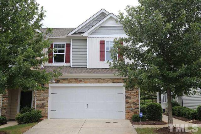 2407 Swans Rest Way, Raleigh, NC 27606 (#2216595) :: The Perry Group